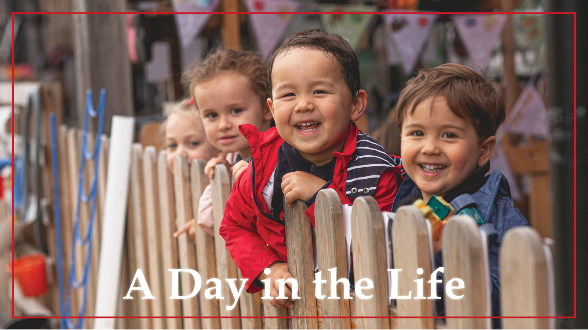 New Hall Nursery: A Day in the Life (ages 1-3)